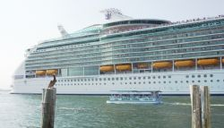 Cruise the Cape Canaveral Harbor in Florida