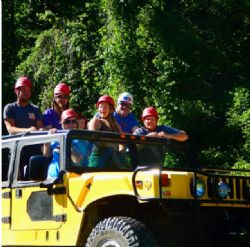 Thrillsville OffRoad Adventure - Red River Gorge Area