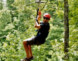 Red River Gorge Zip-line Tickets